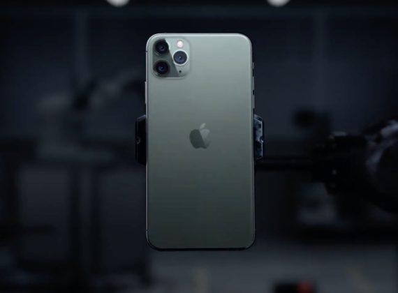 ชิปเซ็ต A13 ใน iPhone 11 แรงที่สุดในสมาร์ทโฟน ณ ตอนนี้