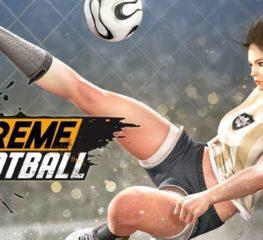 Extreme Football เกมฟุตบอลบนมือถือเปิดให้บริการบนสโตร์ไทยแล้ว