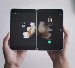 เปิดตัว Surface Duo สมาร์ทโฟนพับได้ 2 จอ นวัตกรรมล่าสุดจาก Microsoft
