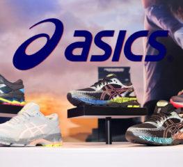 ASICS เปิดตัว GLIDERIDE รองเท้ารุ่นใหม่ล่าสุด ด้วยการนำเสนอรองเท้า 3 รุ่นสุดคลาสสิกด้วยสีสันใหม่สะดุดตา