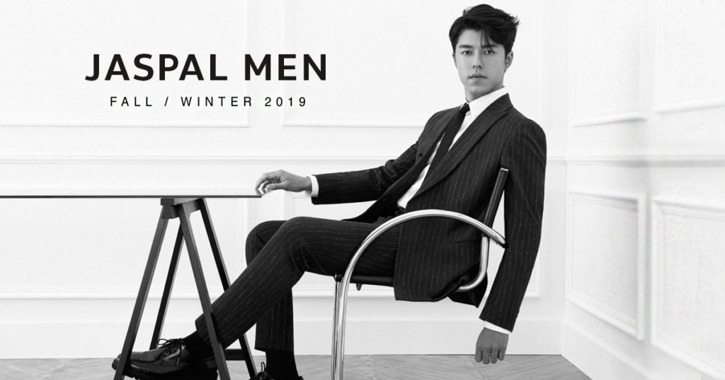 NEW FASHION UPDATE : JASPAL MEN FALL / WINTER 2019 COLLECTION