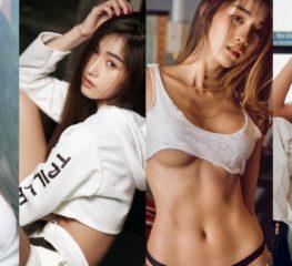 Hot Girls | แจกวาร์ปกับเซ็ทภาพเซ็กซี่แซ่บๆ นัวๆ (Nisa Khamarat)