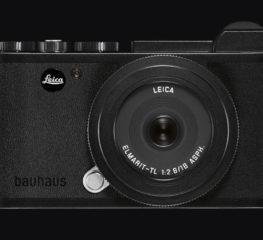 กล้องไลก้าตัวนี้ได้รับเกียรติจากโรงเรียนศิลปะ Iconic Bauhaus ของเยอรมนี