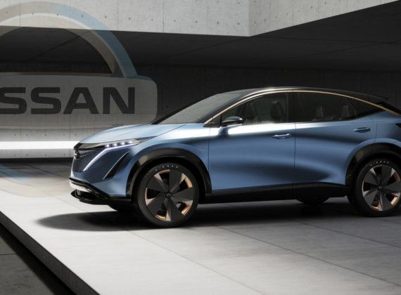อนาคตของการเคลื่อนที่ : นิสสัน อริยะ คอนเซ็ปต์ (Nissan Ariya Concept)