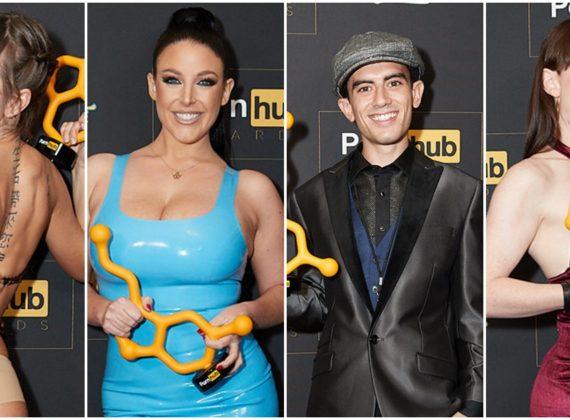 สรุปผลรางวัล Pornhub Awards 2019 พร้อมภาพบรรยากาศในงาน