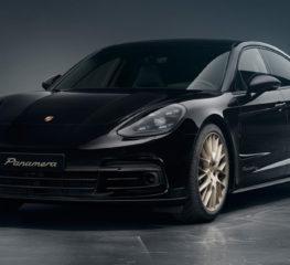 รุ่นพิเศษสำหรับวันครบรอบ : Porsche Panamera รุ่น 10 Years Special Edition