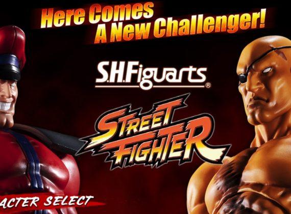 เปิดตัวฟิกเกอร์ใหม่ตัวร้ายตลอดกาล จากซีรีย์เกมต่อสู้ Street Fighter