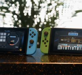 KORG Gadget เอาใจคอเกมทำเพลงบน Nintendo Switch