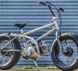 ซิ่งกว่าจักรยานก็ BMX Fat Tracker นี่แหละ!!