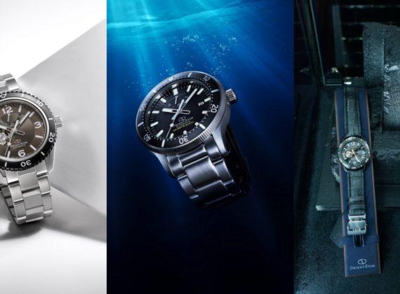 โอเรียนท์ สตาร์ ส่งมอบความเรียบหรูเหนือกาลเวลาให้ทุกวันของชีวิต พร้อมเปิดตัวนาฬิกาข้อมือ 2 คอลเลคชั่นใหม่