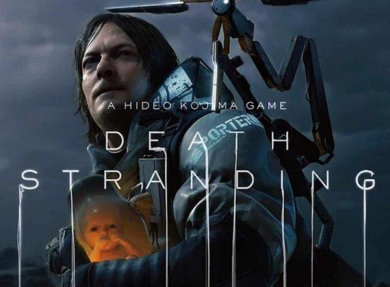 Hideo Kojima เผยวิดิโอเบื้องหลังต้นแบบ Death Stranding