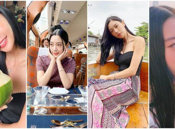 """รวม Instagram """"คลาร่า ลี"""" ท่องเที่ยวไทย"""