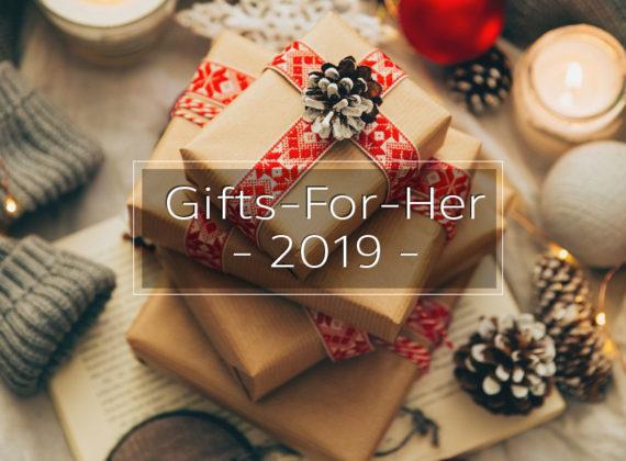 12 ไอเดียของขวัญสำหรับผู้หญิงในช่วงเทศกาลปลายปี (2019)