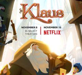 Movie Review | Klaus เรื่องเล่าที่ต่างออกไปของตำนานคริสต์มาส