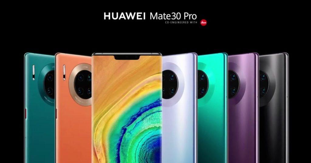เผยยอดขาย Huawei Mate 30 Series ทะลุ 7 ล้านเครื่องในเวลา 60 วัน