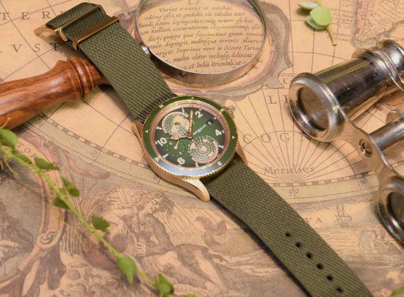 เปิดตัว นาฬิกา Montblanc รุ่น 1858 Geosphere สไตล์สปอร์ต ดีไซน์วินเทจเหมาะสำหรับหนุ่มนักเดินทางที่รักการผจญภัย