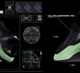 อาดิดาส จับมือ ลูคัสฟิล์ม เปิดตัวคอลเลคชั่นรองเท้าอันทรงพลัง ในสไตล์ยานอวกาศ จาก STAR WARS