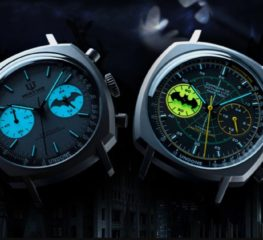 Batman ฉลองครบรอบ 80 ปีที่สมบูรณ์แบบกับนาฬิกาข้อมือ Limited-Edition By UNDONE