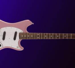ญี่ปุ่นคืนชีพ Fender Swinger กีตาร์สุดแรร์