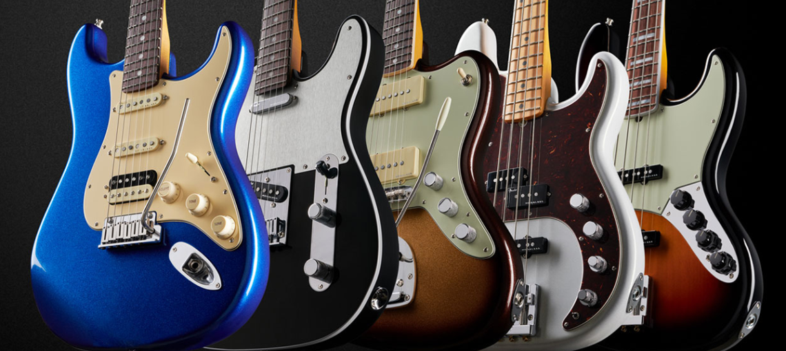 Fender เปิดตัว The American Ultra Series