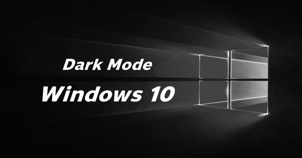 วิธีเปิดใช้งาน Dark Mode ใน Windows 10