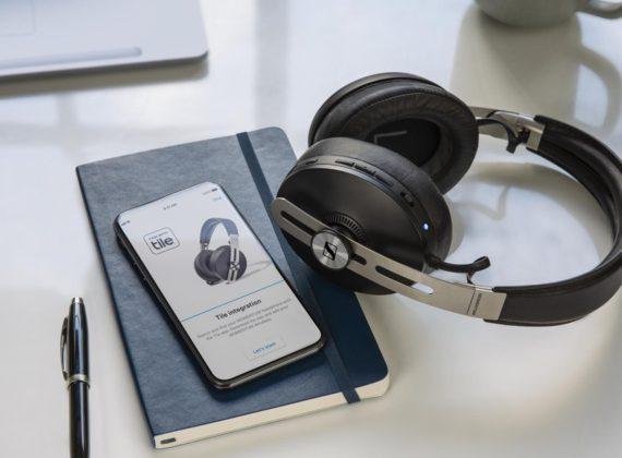 สัมผัสกับโลกแห่งเสียงตามที่คุณต้องการด้วยหูฟัง MOMENTUM Wireless จากเซนไฮเซอร์
