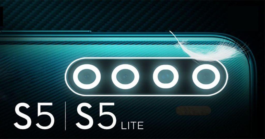 เปิดตัว Infinix S5 และ S5 Lite แรม 6GB ในราคาไม่ถึง 5,000 บาท