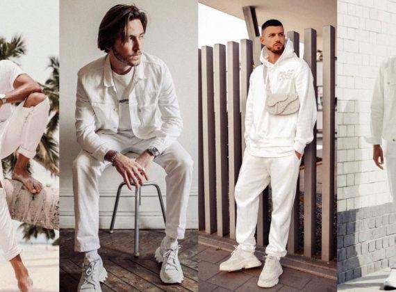 6 เคล็ดลับ กับสไตล์การแต่งตัวด้วยชุดสีขาวล้วน