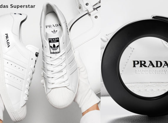 Prada x adidas Superstar พร้อมปล่อยคอลเลคชั่นใหม่รับไอหนาวในวันที่ 4 ธันวาคม ที่จะถึงนี้