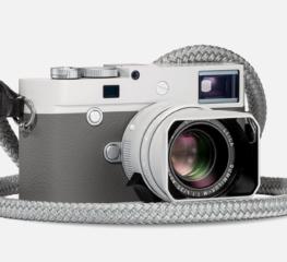 """เรียบง่ายอย่างลงตัว Leica M10-P """"Ghost Edition"""" for HODINKEE"""