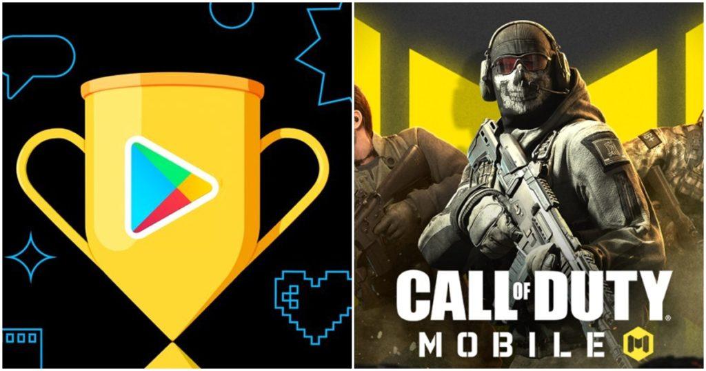 ประกาศแล้ว! Call of Duty: Mobile คว้ารางวัลเกมขวัญใจมหาชนบน Google Play ประจำปี 2019