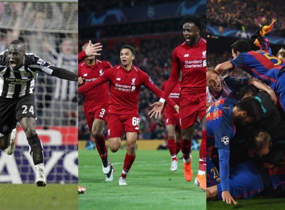 ตายยาก! 5 สุดยอดการ Comeback ในโลกฟุตบอล