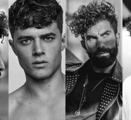 อัพเดตทรงผม Sexy Curly Hairstyles for Men 2020
