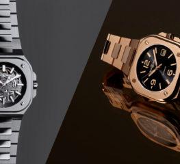 นาฬิกาเบลล์ แอนด์ รอส รุ่น BR 05 Skeleton และ BR 05 Gold งานดีไซน์ที่มีกลิ่นอายความเป็นเมืองกรุงในทุกมิติ