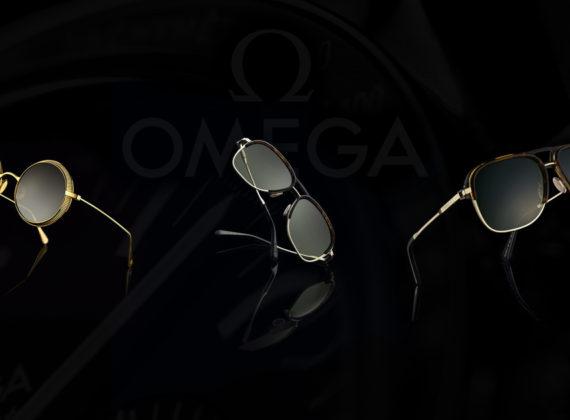 OMEGA เปิดตัวแว่นตาคอลเลคชั่นใหม่