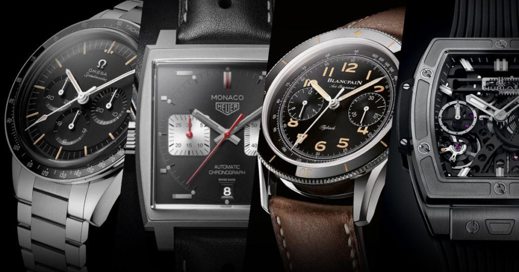 10 นาฬิกาสุดหรูสำหรับผู้ชายที่วางขายในปี 2020