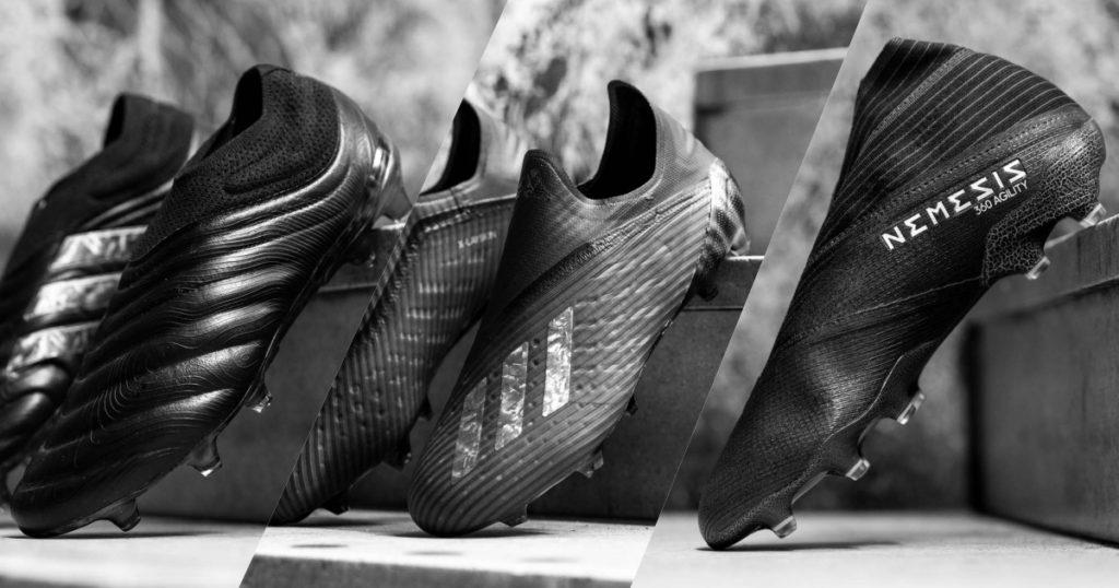 adidas เปิดตัวแพ็ค 'Shadow Beast'