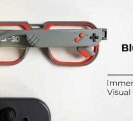 Mutrics GB-30 แว่นตาล้ำๆ เพื่อนักเล่นเกม