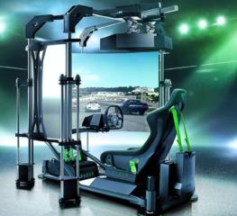 ประสบการ์ซิ่งในแบบ Razer Driving Simulator