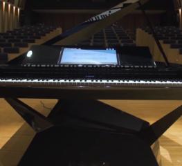 Roland GPX-F1 แกรนด์เปียโนแห่งอนาคต