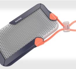 SanDisk เปิดตัว SSD พกพาขนาด 8TB