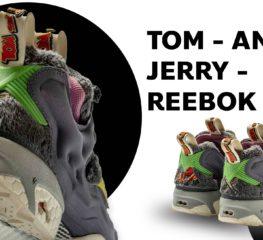 คอลเลคชัน 'Tom & Jerry' ของ Reebok จะทำให้คุณรู้สึกเหมือนกลับไปสู่วัยเด็กอีกครั้ง