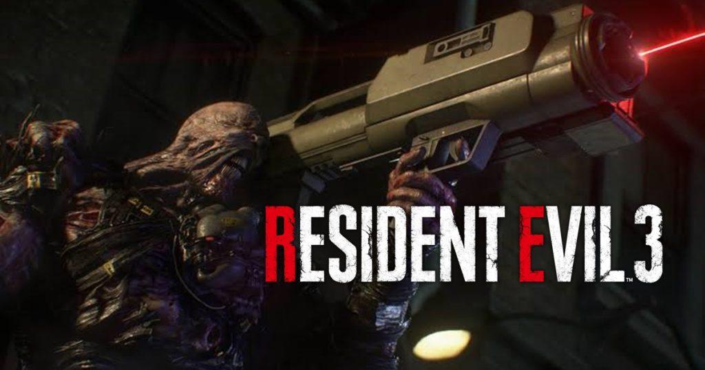 ตัวอย่างใหม่ล่าสุด Resident Evil 3 เปิดตัวพี่ดุ Nemesis