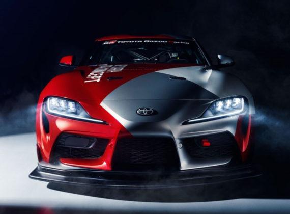 HKS เผยชุดแต่ง widebody รอบคันของ Toyota Supra