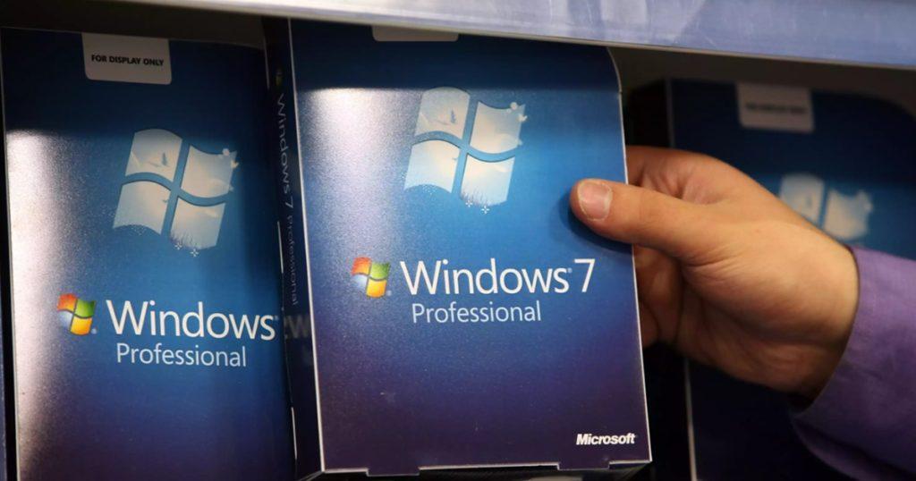 หมดเวลา ! Microsoft ยุติการสนับสนุน Windows 7 แล้ว