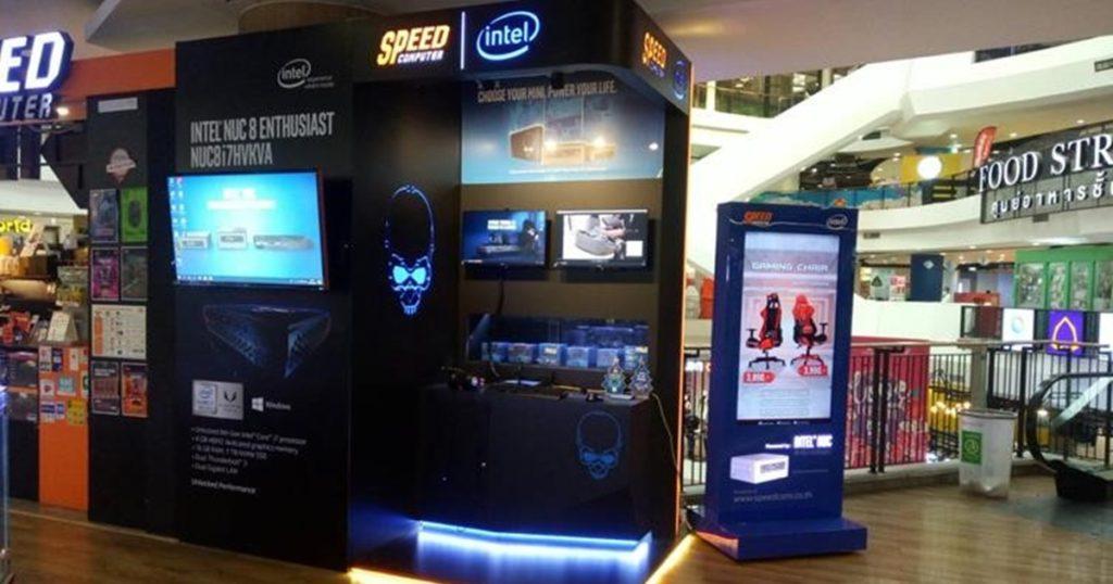 ที่เดียวในไทย! สปีด คอมพิวเตอร์ เชิญสัมผัสและทดลองมินิพีซี