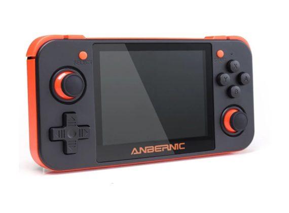 Anbernic RG350 เครื่องเล่นเกมเรโทรรุ่นพกพาสุดเจ๋ง