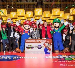 Nintendo จับมือ Universal จัดกิจกรรมชิงตั๋วชมงานเปิดตัวสวนสนุก