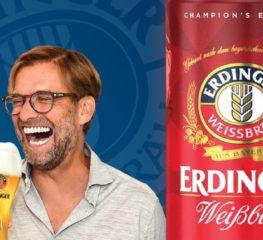 ERDINGER เปิดตัวเบียร์กระป๋องลายพิเศษ เจอร์เก้น คล็อปป์ เปิดพรีออเดอร์แล้วในไทย