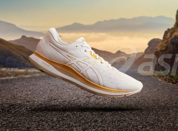 ASICS เปิดตัว EVORIDE™ รองเท้าวิ่ง Energy Saving รุ่นล่าสุด ด้วยราคาที่จับต้องได้ และน้ำหนักเบาที่สุดในซีรี่ส์